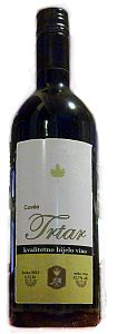 etiketa_trtar_on_bottle_croatia_wine_little