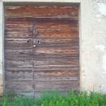 Vrata s ključanicom i šantarelom